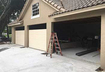 New Garage Door Installation In Sun Valley